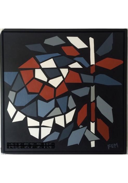 SOLD: Painting Xian-he