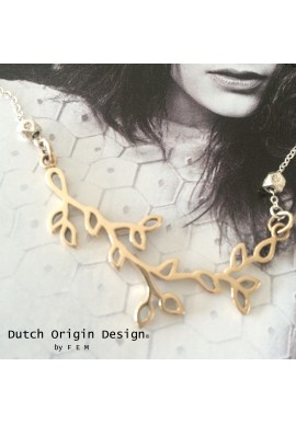 Necklace: Treasure €89,-