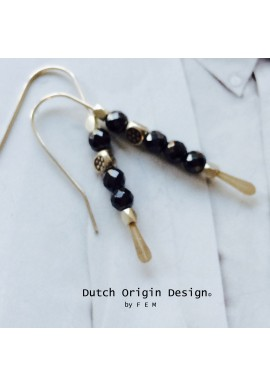 Necklace: Bronze Spike €89,-