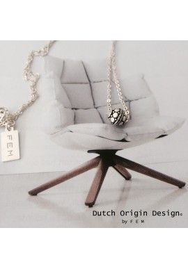 Necklace: Sweet & Silver €69,-