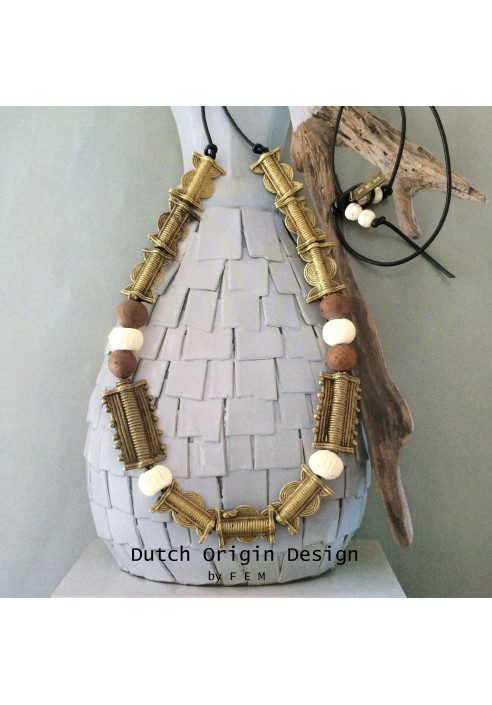 Necklace: Terra & Tune  €79,-