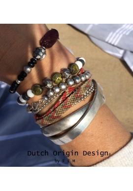 Bracelet  Silver Polkadot €79,-